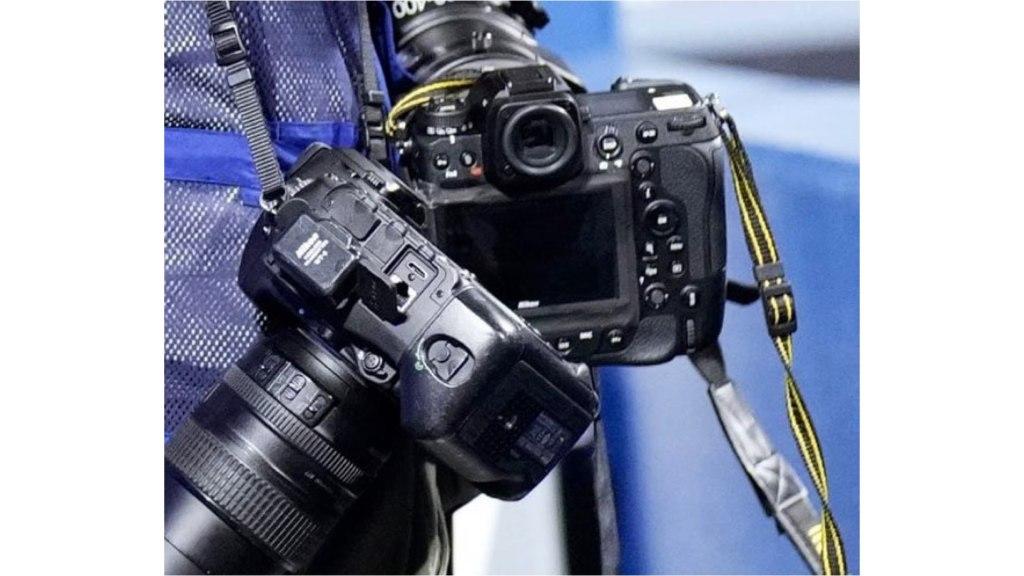 Nikon Z 9 aux Jeux Olympiques Photo : Photolari