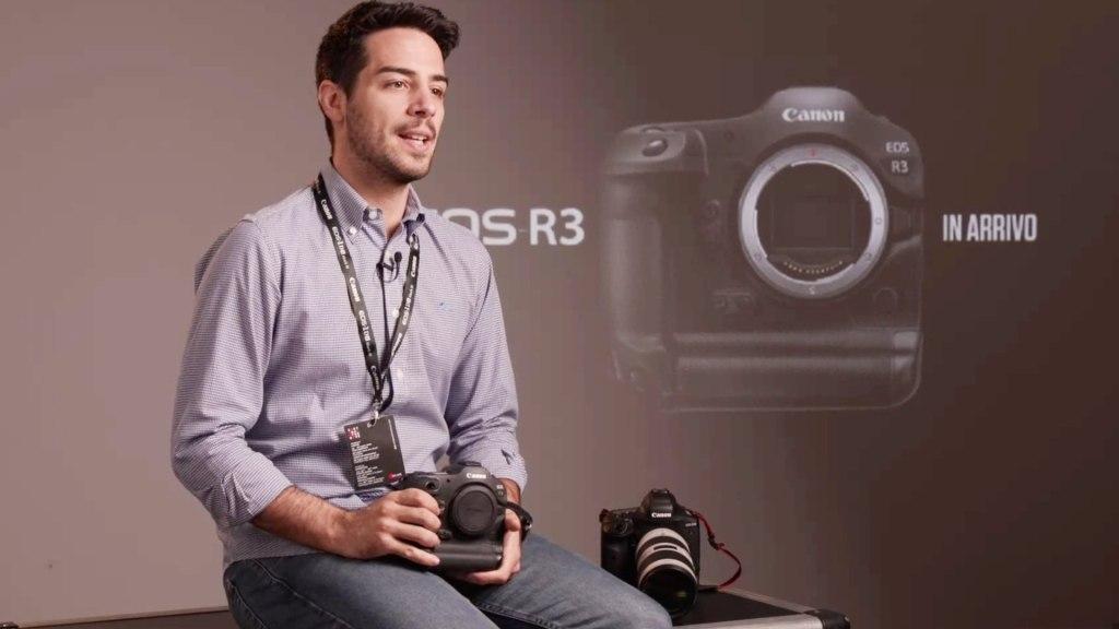 Alessandro Ravazzani - Product Business Developer chez Canon Italia