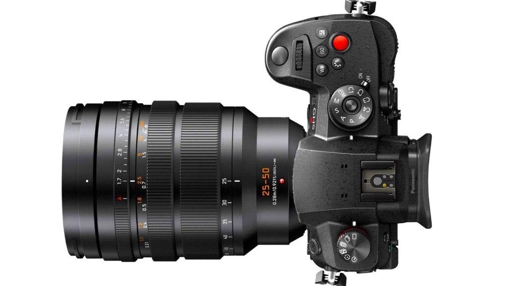 Le Panasonic Leica DG Vario-Summilux 25-50mm f/1.7 ASPH