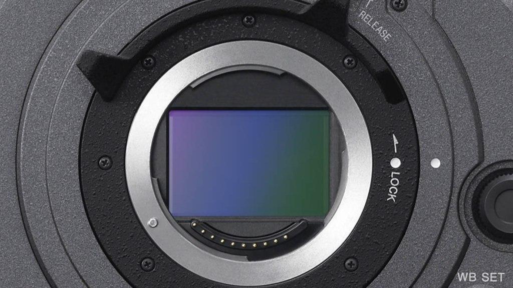 Capteur Sony FX9