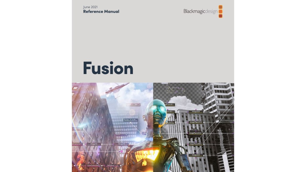 Guide d'instructions Blackmagic Design Fusion