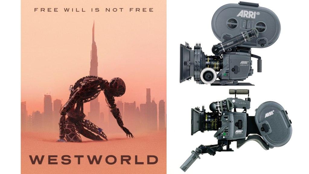 Westworld et ARICAM LT et ST