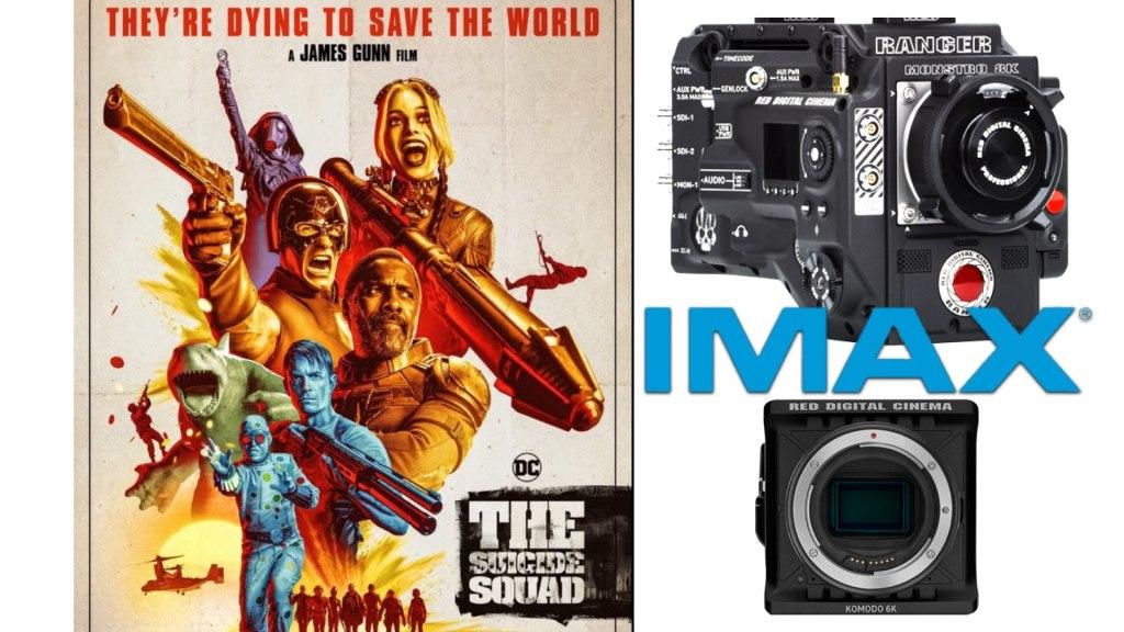 Sortie de la bande-annonce de Suicide Squad: tourné sur Monstro et Komodo certifiés IMAX RED
