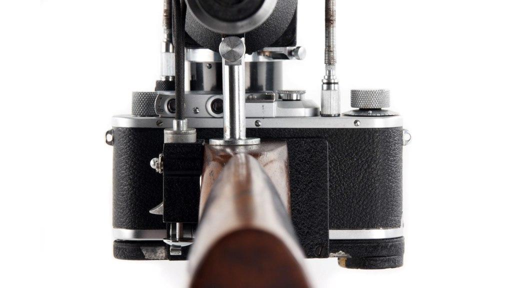 Le fusil Leica Gun