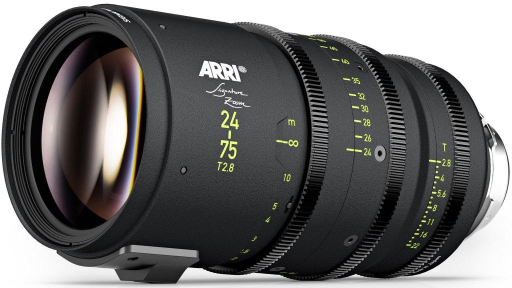 Zooms ARRI Signature 24-75 mm