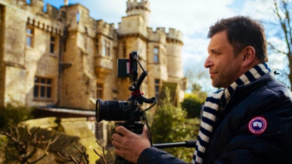 Réalisation de films pour photographes par Philip Bloom.  Cours MZed