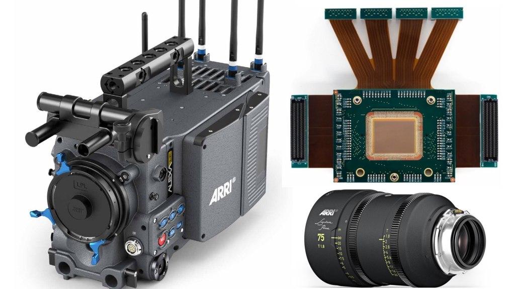 La formation certifiée ARRI pour les systèmes de caméras.  Cours en ligne MZed