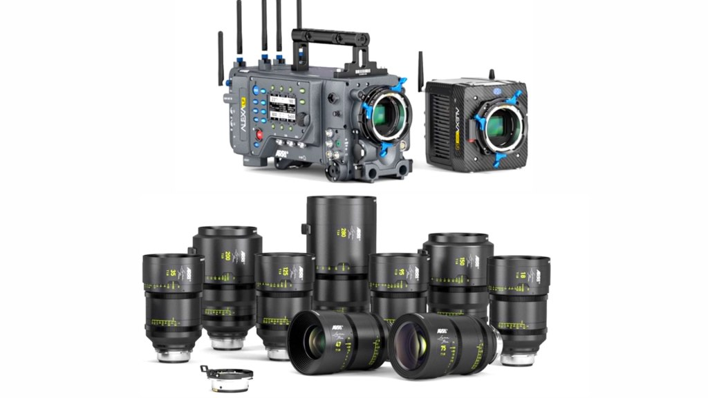 ARRI et MZed : Formation en ligne certifiée pour le système de caméra grand format