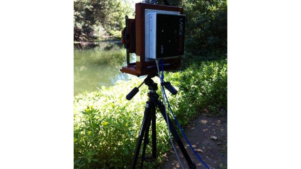 Caméra SL45.  Image: LargeSense