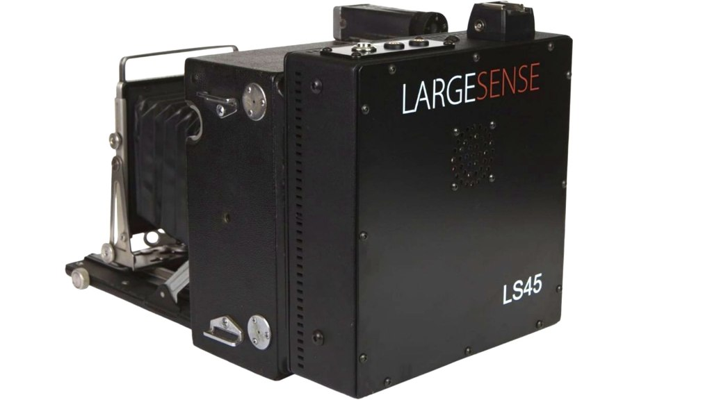 La caméra SL45.  Image: LargeSense