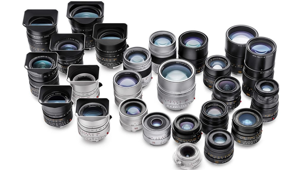 Objectifs Leica M