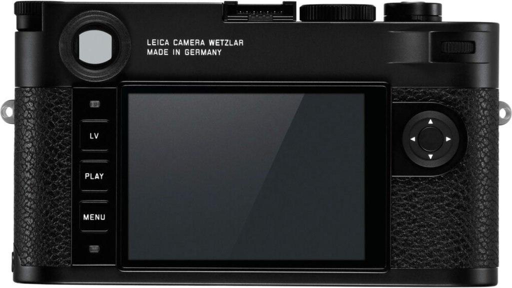 Écran Leica M10-R