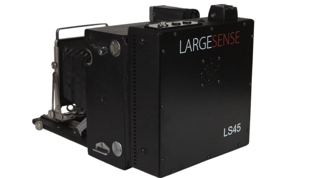 L'appareil LS45.  Image: LargeSense