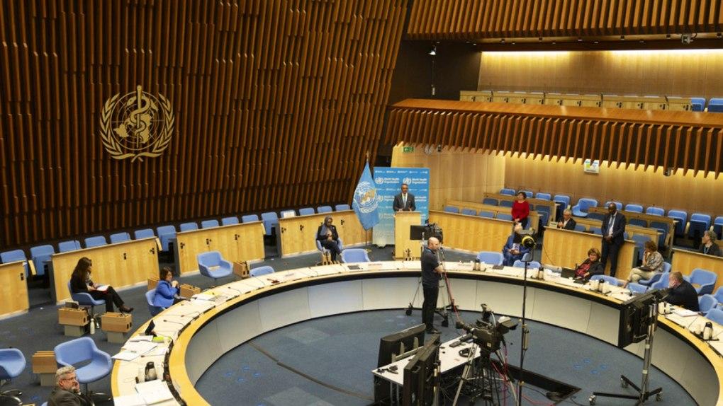 OMS- L'Organisation mondiale de la santé