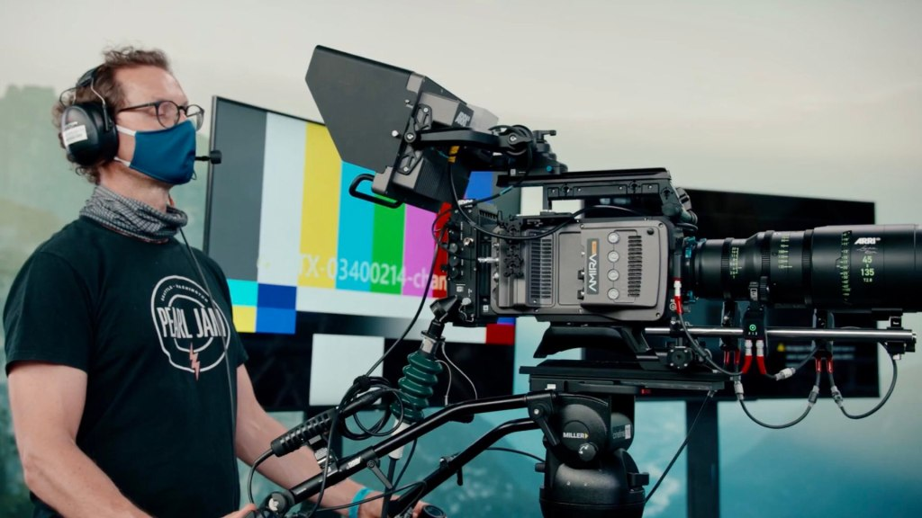 ARRI Solutions Group : production «Mixed Reality»