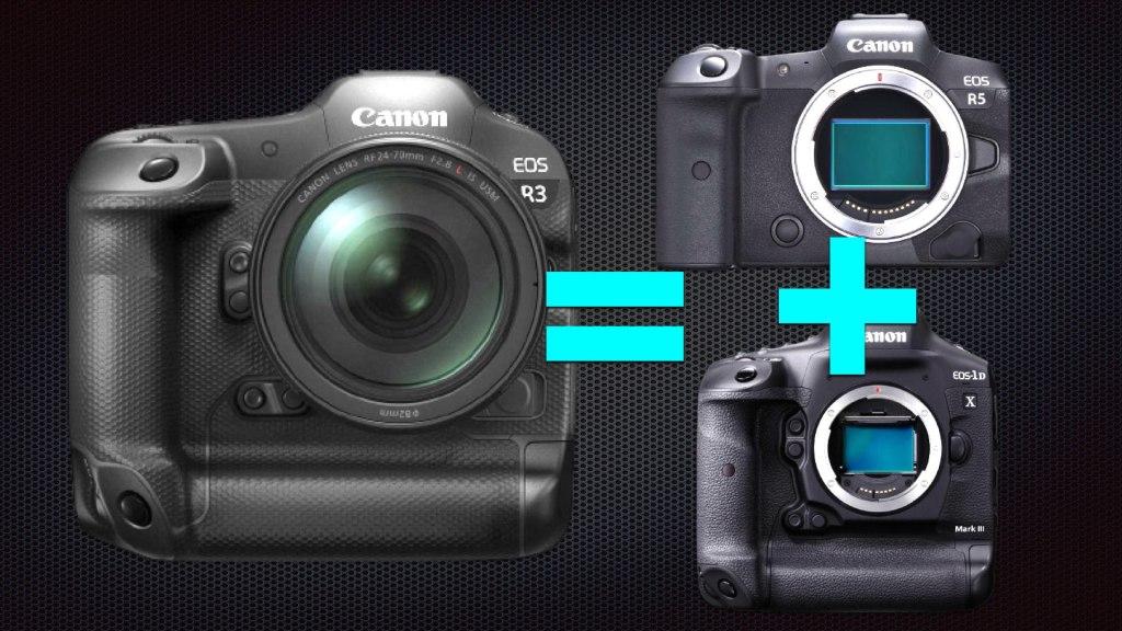 Canon EOS R3 : la version sans miroir du Mighty 1D X Mark III
