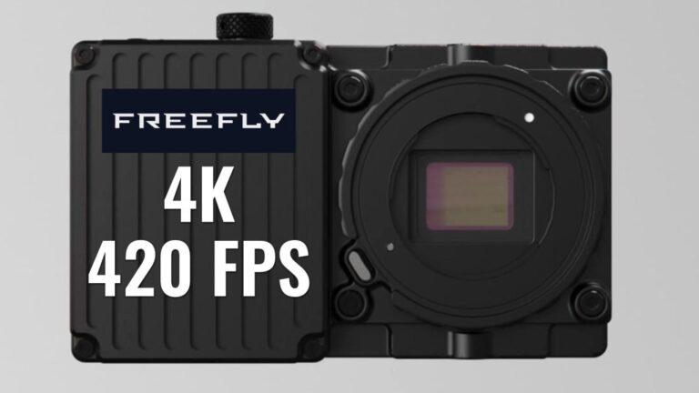 2020 : l'année des caméras ultra-rapides abordables