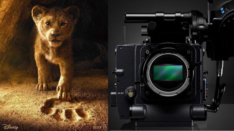 ARRI ALEXA 65 : La caméra derrière le Roi Lion 2019