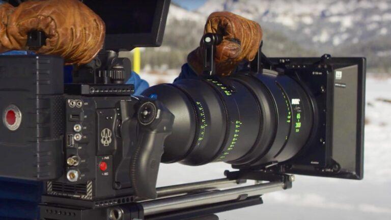 ARRI Signature Zooms + RED: les outils parfaits pour la photographie animalière?