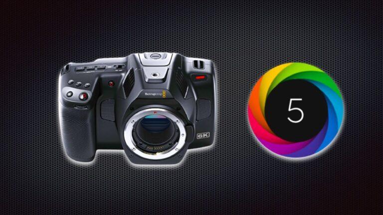 Blackmagic Pocket 6K Pro contre URSA Pro 4.6K G2