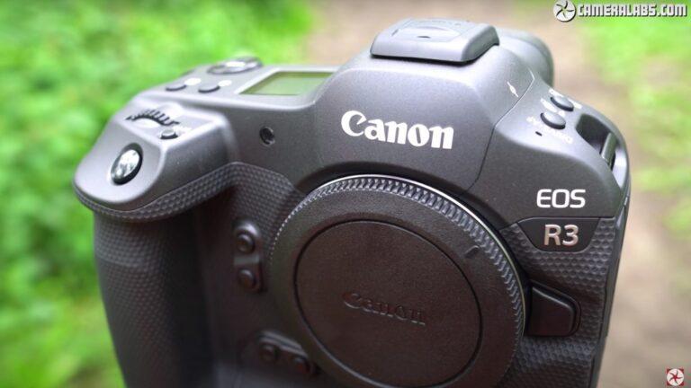 Canon EOS R3 : « L'appareil photo sans miroir le plus robuste à ce jour »