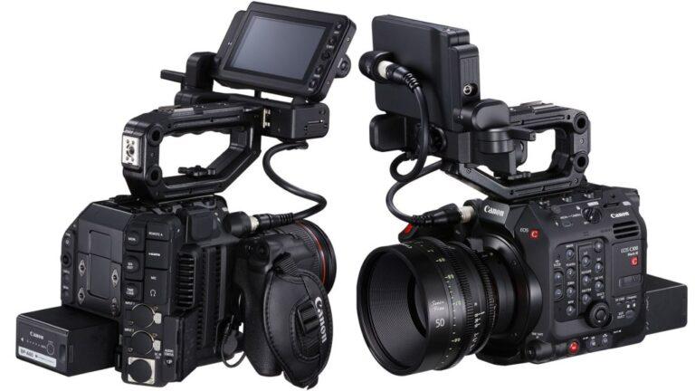 Cinéma EOS : C500 Mark II et C300 Mark III