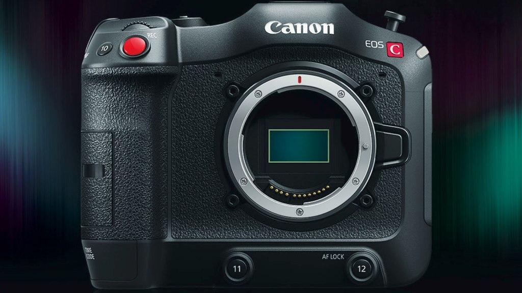 Le Canon EOS C70