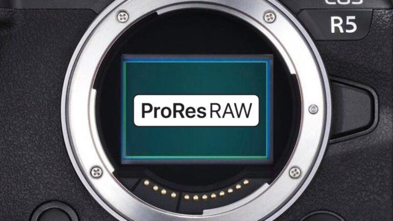 Canon vient-il de résoudre le problème de surchauffe de l'EOS R5 8k ?