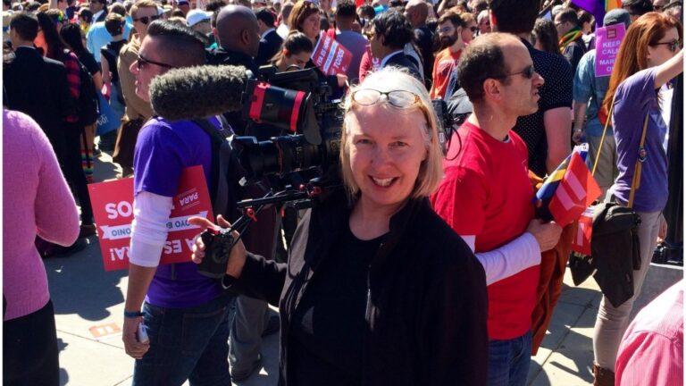 Cinéma féminin: rencontrez la cinéaste chevronnée Claudia Raschke