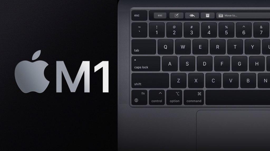 Le nouvel ordinateur Mac avec la puce M1 d'Apple