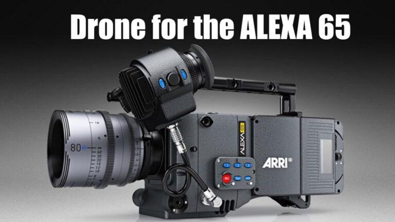 Découvrez le XM2 Sierra : un drone pour l'ALEXA 65