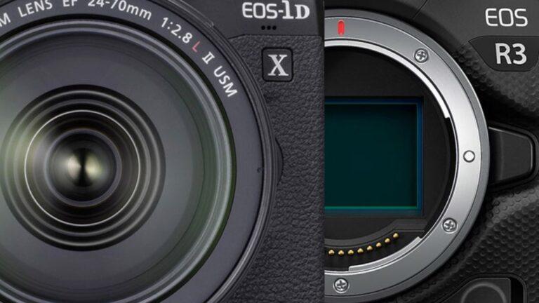 EOS R3 pourrait être le nouveau produit phare de Canon, déclare le directeur général de Canon