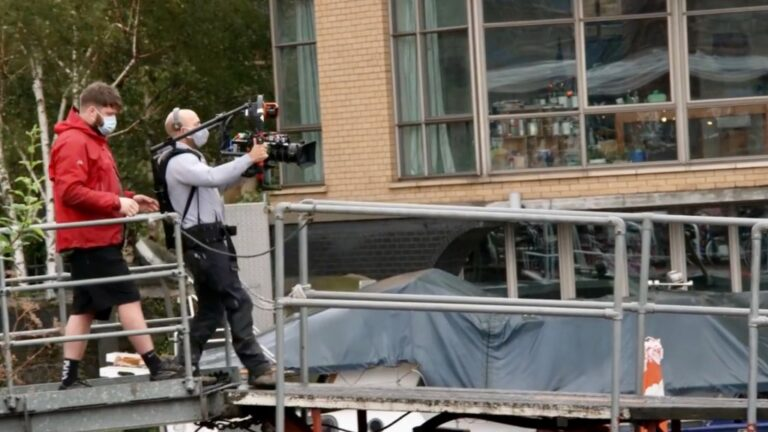 Film One-Take 6 -Minutes tourné avec ARRI Mini LF et FUJINON Premista 19-45mm