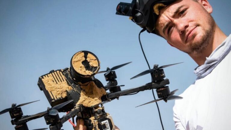 Freefly Wave + FPV Drone = Jamais vu avant les prises de vue au ralenti