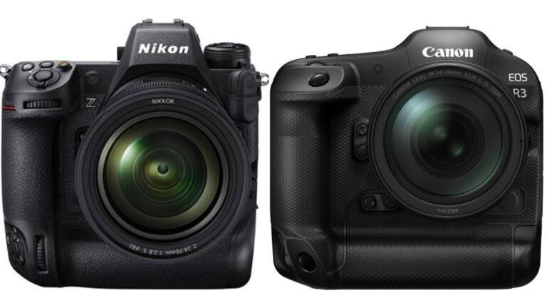 Fuite : photo du Canon EOS R3