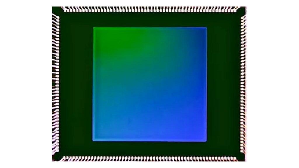 Capteur d'image Quanta à comptage de photons 4 MP.  Image : Gigajot