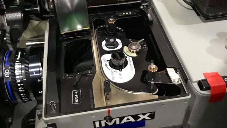 IMAX travaille à rendre ses caméras plus conviviales
