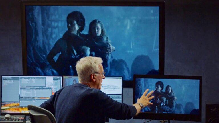 James Cameron enseigne le cinéma : une toute nouvelle masterclass