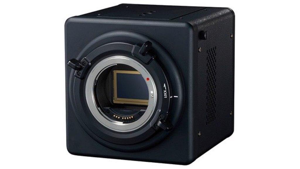 La caméra LI3030SAM équipée d'un capteur CMOS plein format 35 mm ultra-haute sensibilité