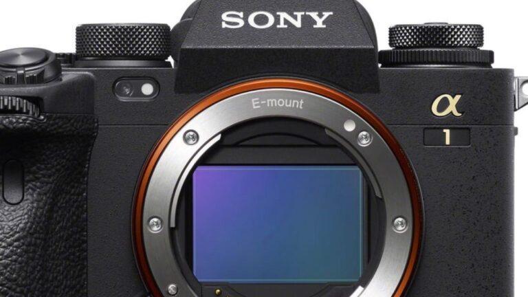 La présentation du capteur Sony Alpha 1 montre des artefacts de volets roulants nuls à 250 FPS