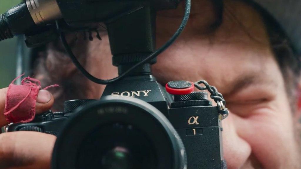 Renan Ozturk et le Sony Alpha 1