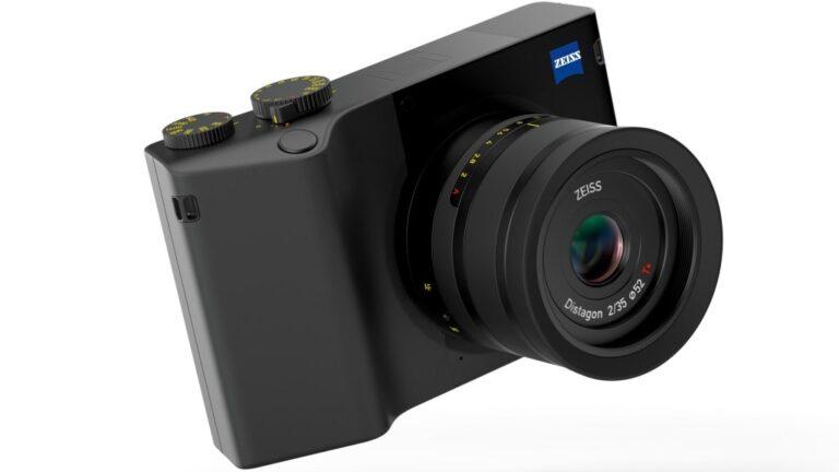 Le premier appareil photo numérique de ZEISS est disponible en précommande pour 6 000 $
