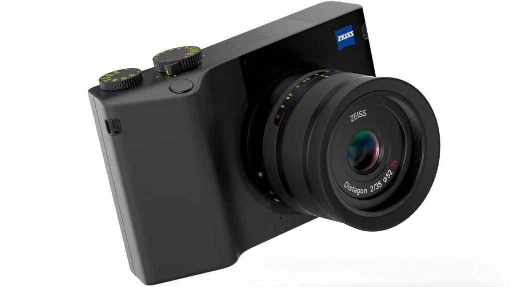 L'appareil photo numérique ZEISS ZX1
