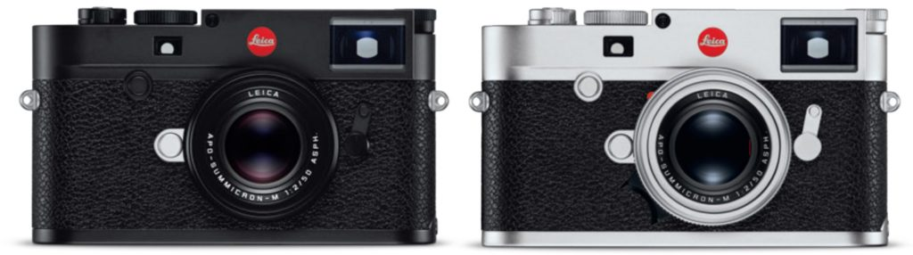Le Leica M10-R
