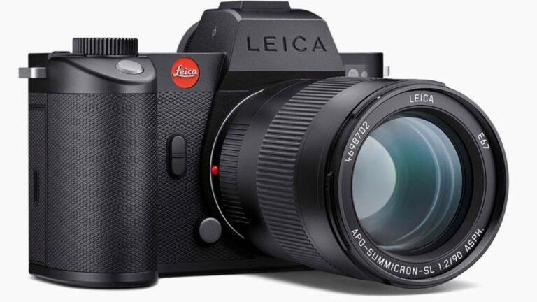 Leica renforce les capacités vidéo du SL2-S avec un nouveau micrologiciel
