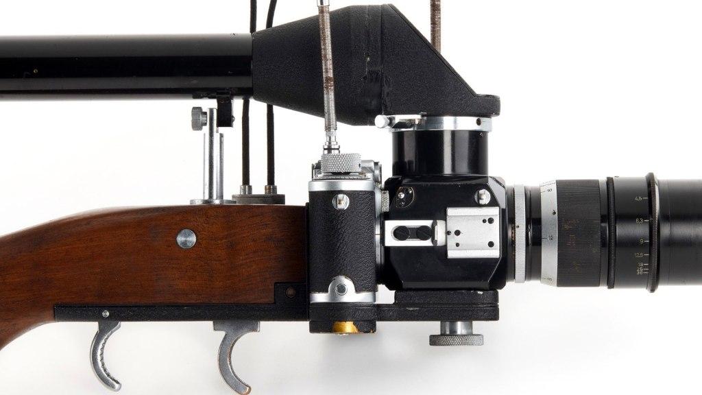 Fusil E. Leitz New York Leica Gun