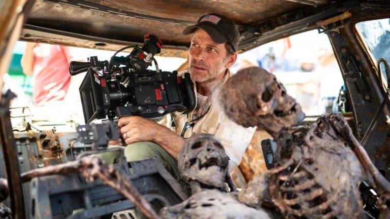 Les téléspectateurs ont remarqué des pixels morts dans « L'armée des morts » de Snyder