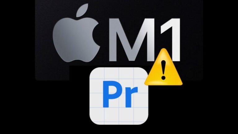 Les tests ont montré Premiere Pro presque 80 % plus rapide sur M1 par rapport à Intel