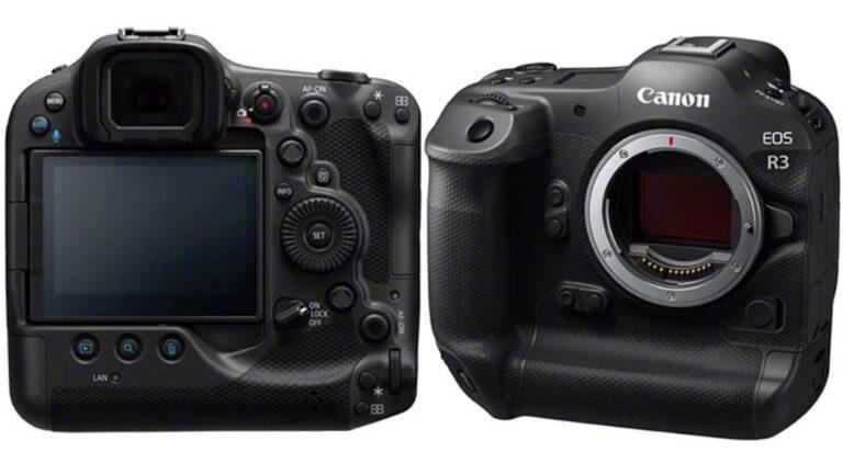 Mise à jour Canon EOS R3: RAW 4K interne et AF ultra-rapide à apprentissage approfondi