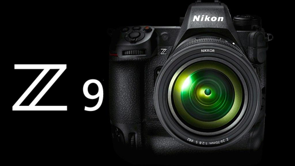 Nikon Z 9 en développement : nouveau capteur plein format avec enregistrement vidéo 8K